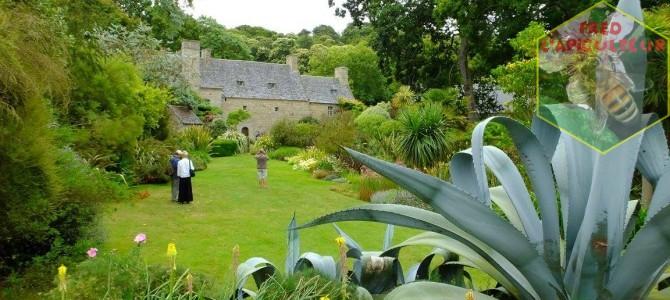 Le magnifique jardin du Pellinec – Bretagne (Côtes d'Armor)