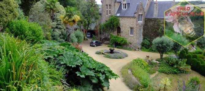 Le jardin remarquable du Kestellic – Côtes d'Armor (Bretagne)