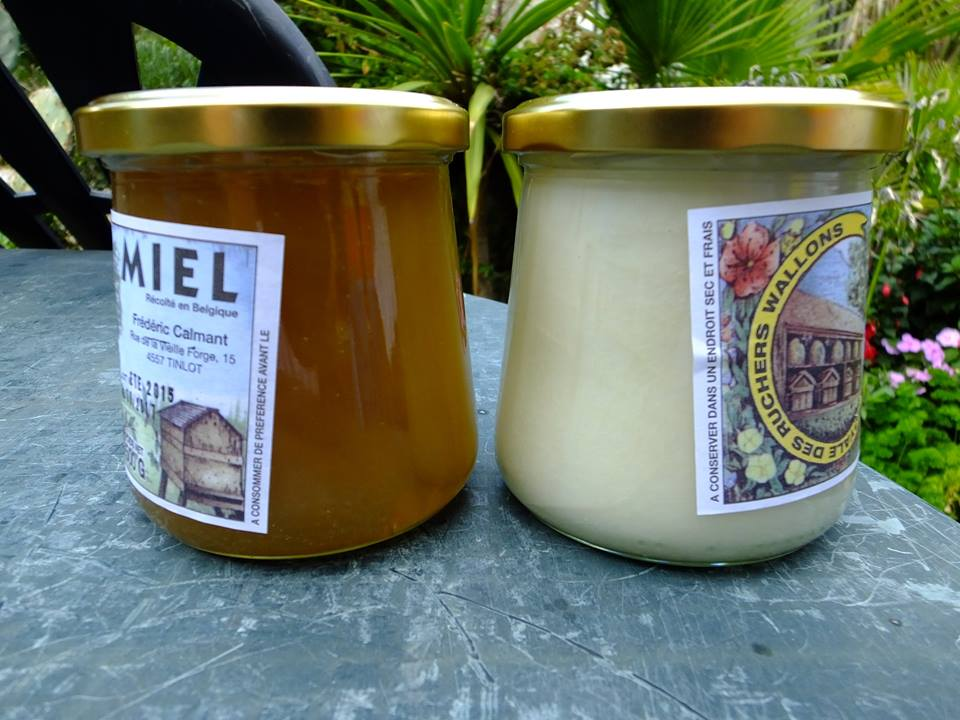 miel solide liquide cristallisation