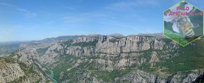 Les Gorges du Verdon (Alpes de Haute Provence, Var)