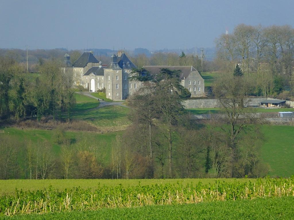 château d'Houchenée