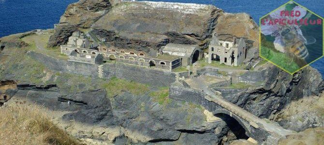 Vacances 2016: Camaret-Crozon (Bretagne-Finistère): 8ème partie, patrimoine militaire