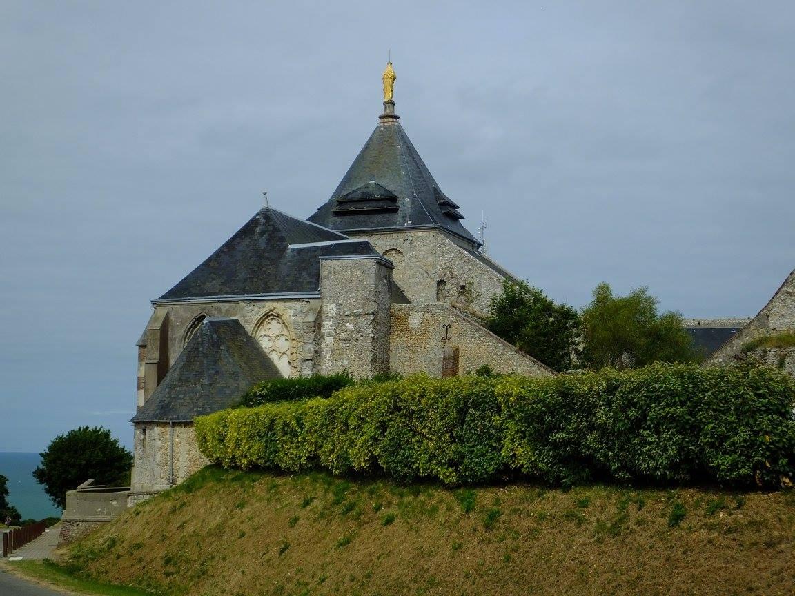 normandie, Fécamp, Eglise Notre-Dame-du-Salut