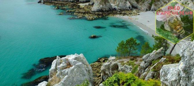 Vacances 2016: Camaret-Crozon (Bretagne-Finistère): 5ème partie, l'île vierge ou  la pointe de Saint Hernot