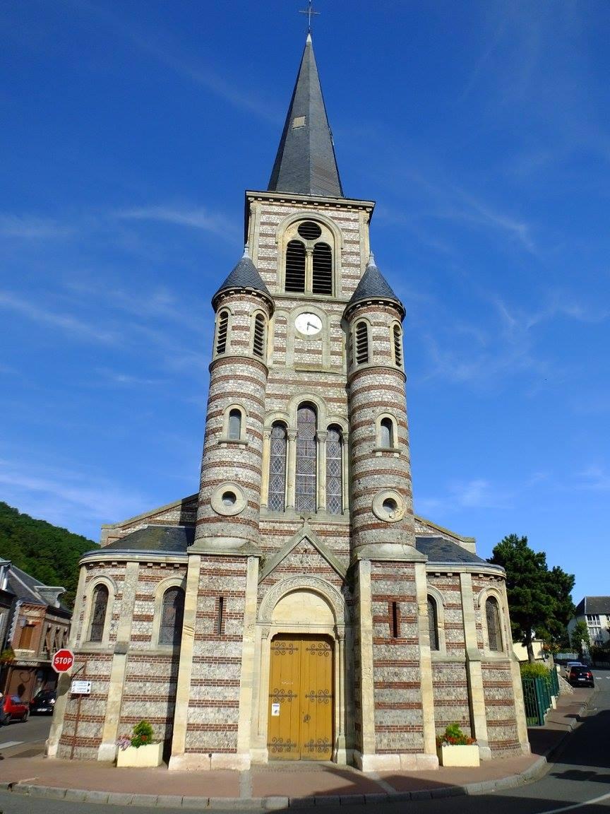 normandie, Yport