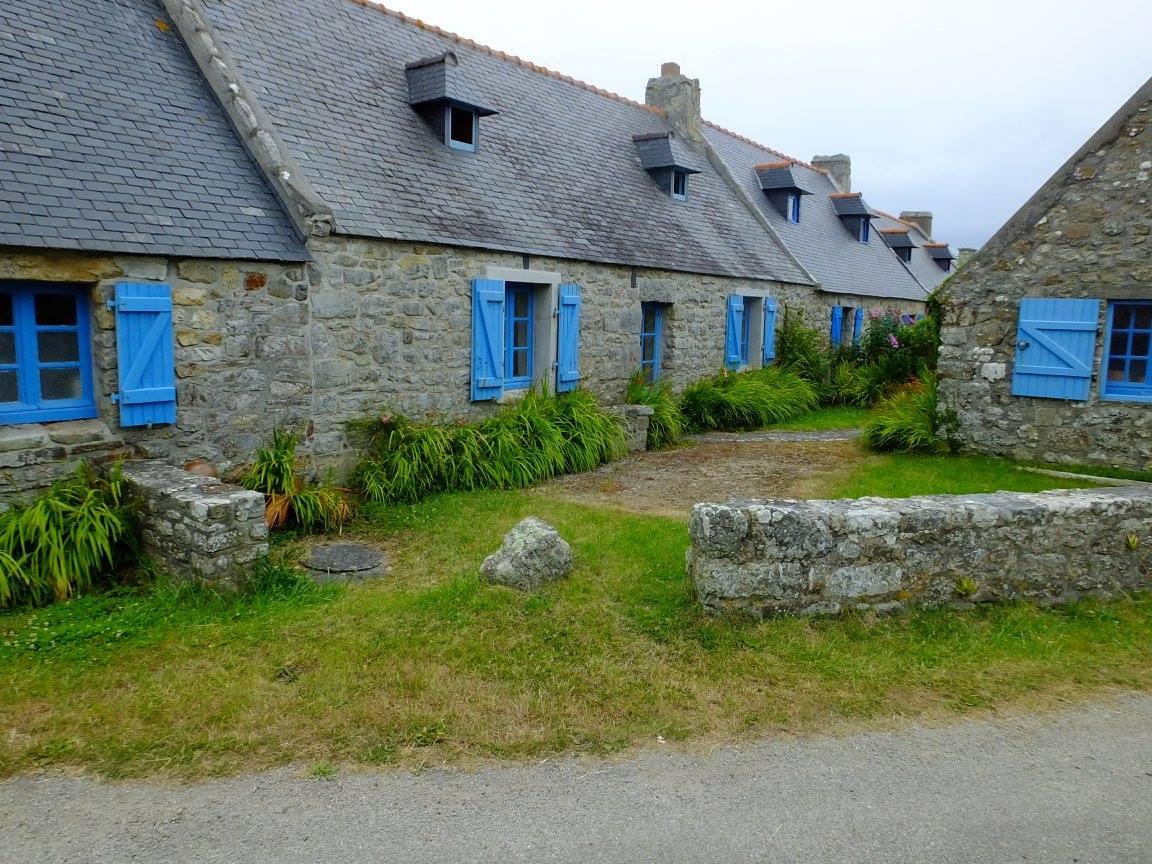 crozon bretagne cap chèvre Penty (Rostudel), ancien petit village de pêcheurs