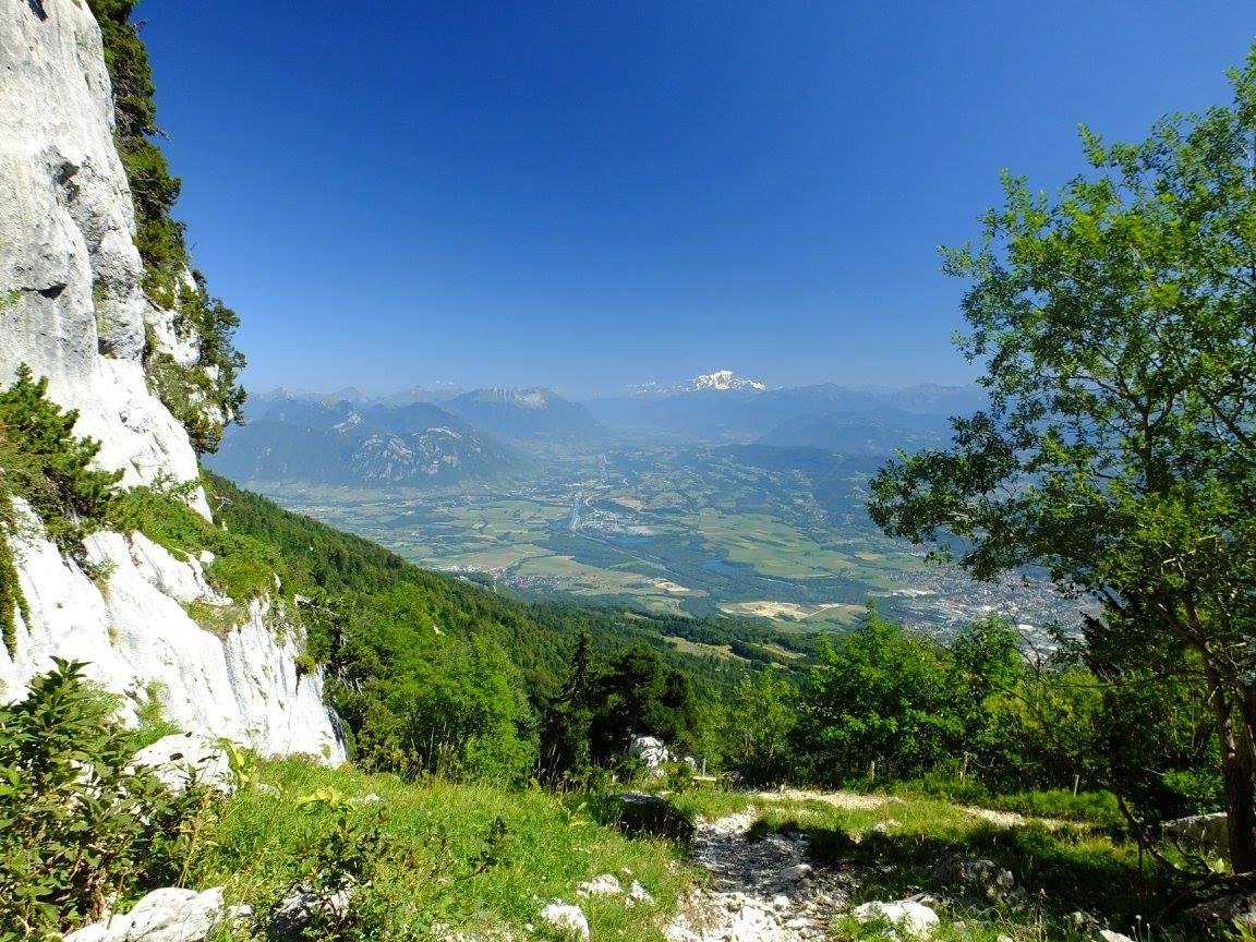 massif chartreuse croix alpe