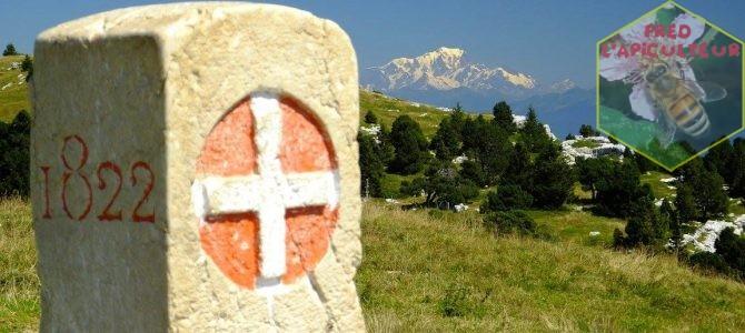 Vacances 2016: Chartreuse (3ème partie): Gorges du Guiers Mort et ascension de la Croix de l'Alpe.