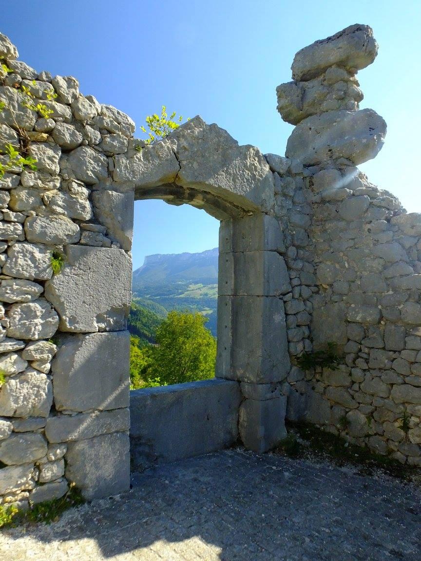 chartreuse château montbel entremont