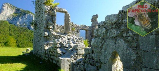 Vacances 2016: Chartreuse (4ème partie): dernière journée…château de Montbel et Granier