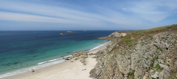 Vacances 2019: Bretagne, Finistère (3ème partie: GR34 entre l'île Ségal et la pointe de Corsen)