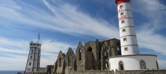 Vacances 2019: Bretagne, Finistère (6ème partie: la pointe Saint Mathieu)