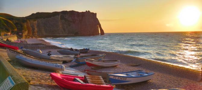 Vacances 2019: Bretagne, Finistère (9ème partie: fin de voyage et étape à Etretat)