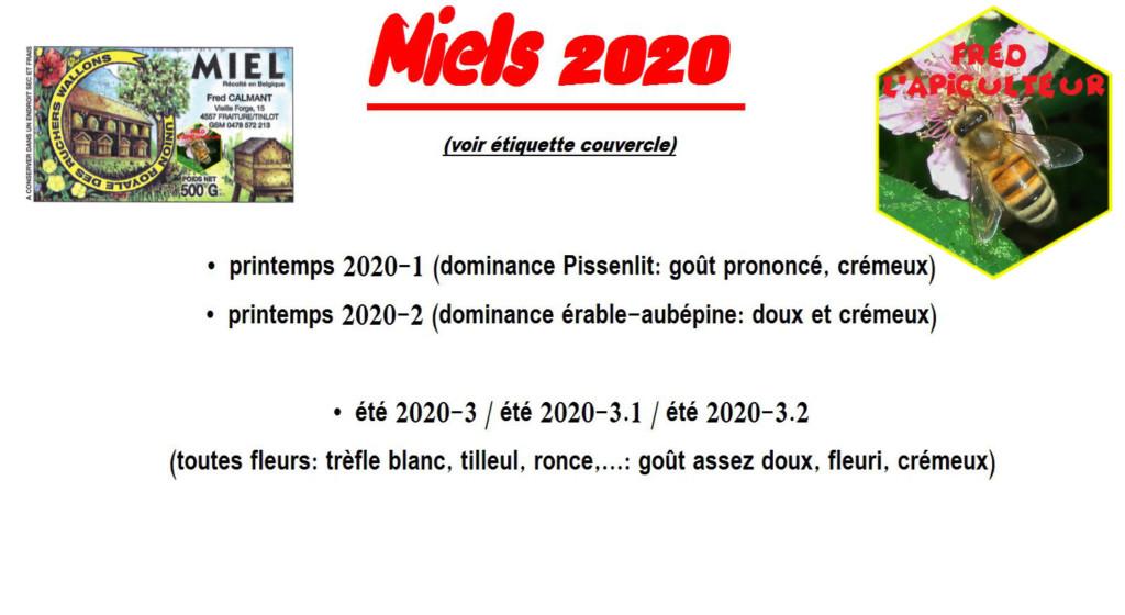 Miels 2020