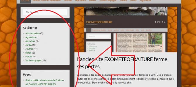 FRED L'APICULTEUR – Exometeofraiture