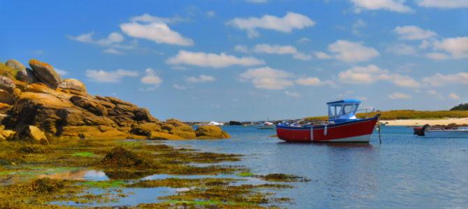 Vacances 2019: Bretagne, Finistère (8ème partie: route touristique des abers)