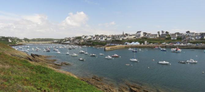 Vacances 2019: Bretagne, Finistère (7ème partie: le Conquet et le phare de Trezien)