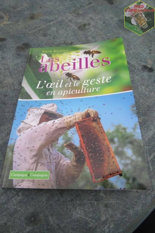 Nouveau livre sur l'abeille et l'apiculture
