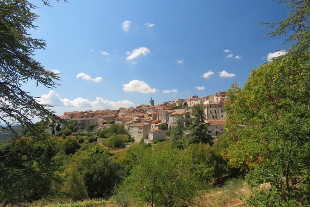 Les villages provençaux du Pays de Fayence